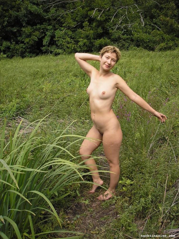 Nackt sich zeigen