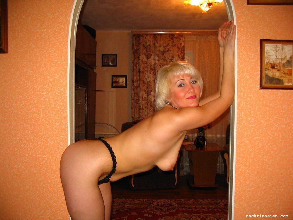 Mädchen ärsche nackt