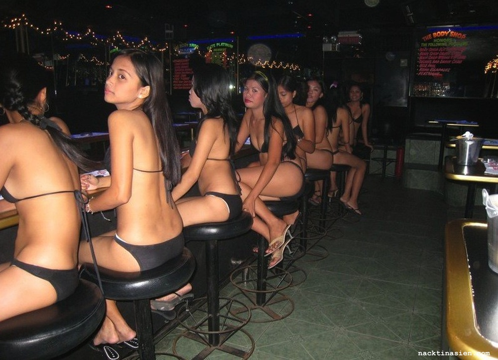 thai bar girl nackt
